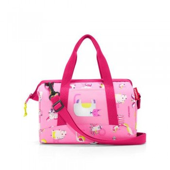 Allrounder XS Kids abc friends pink